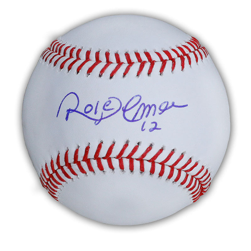 Roberto Alomar Autographed 1993 Official World Series Baseball