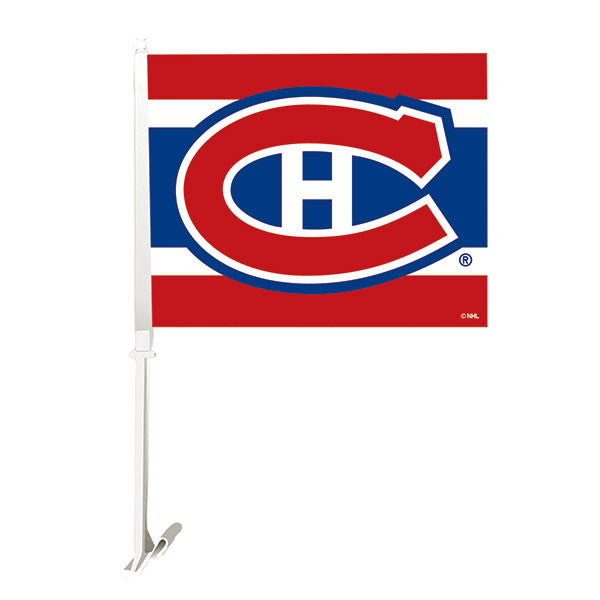 Montreal Canadiens Car Flag