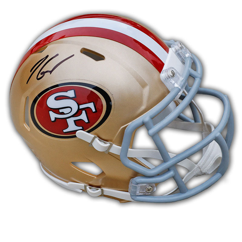 Jimmy Garoppolo San Francisco 49ers Signed Mini Helmet
