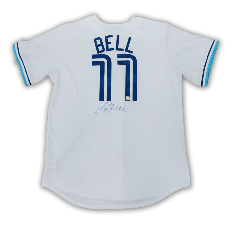 George Bell Toronto Blue Jays Autographed Replica Jersey