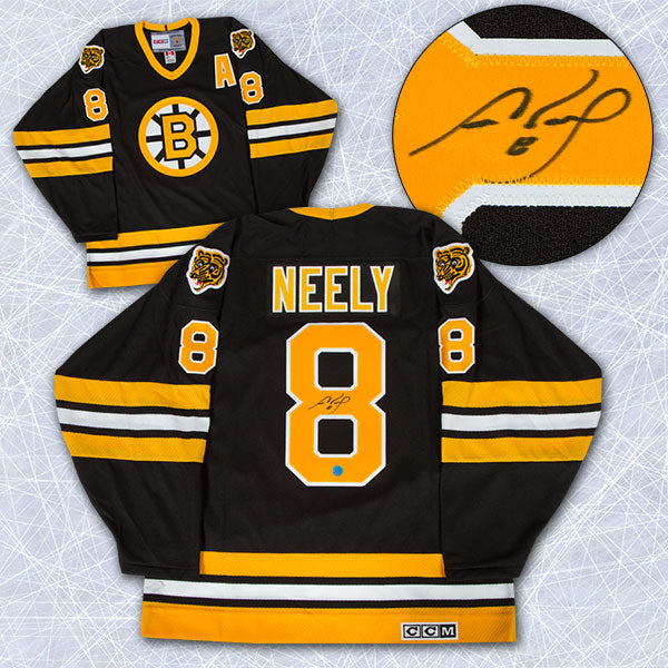 Cam Neely Boston Bruins Autographed CCM Replica Jersey
