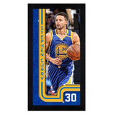 Stephen Curry Golden State Warriors Mini Frame