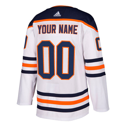 Edmonton Oilers NHL adidas Authentic Pro Alternate Jersey
