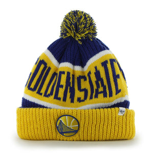Golden State Warriors '47 Cuff Knit