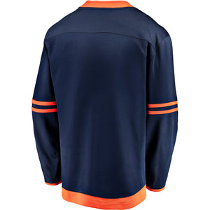 Edmonton Oilers Breakaway Replica Alternate Jersey