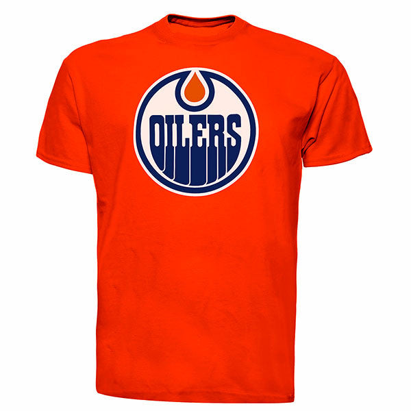 Edmonton Oilers Youth Onside Orange Tee