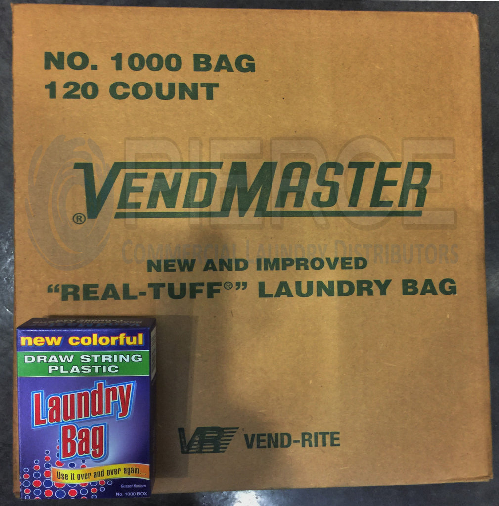 Vend-Rite REAL-TUFF 75¢ Laundry Bag A-1000