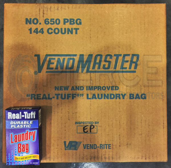Vend-Rite REAL-TUFF Laundry Bag A-650