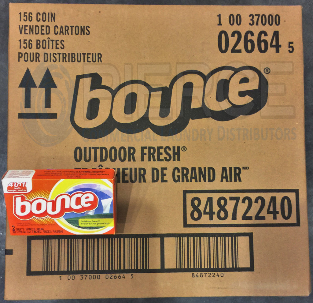 Bounce® Dryer Sheets Coin Vend