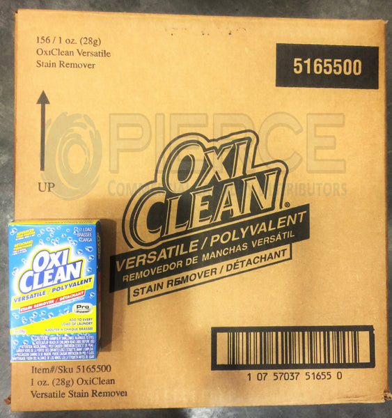 "OxiClean ""The Stain Specialist"" Coin Vend"