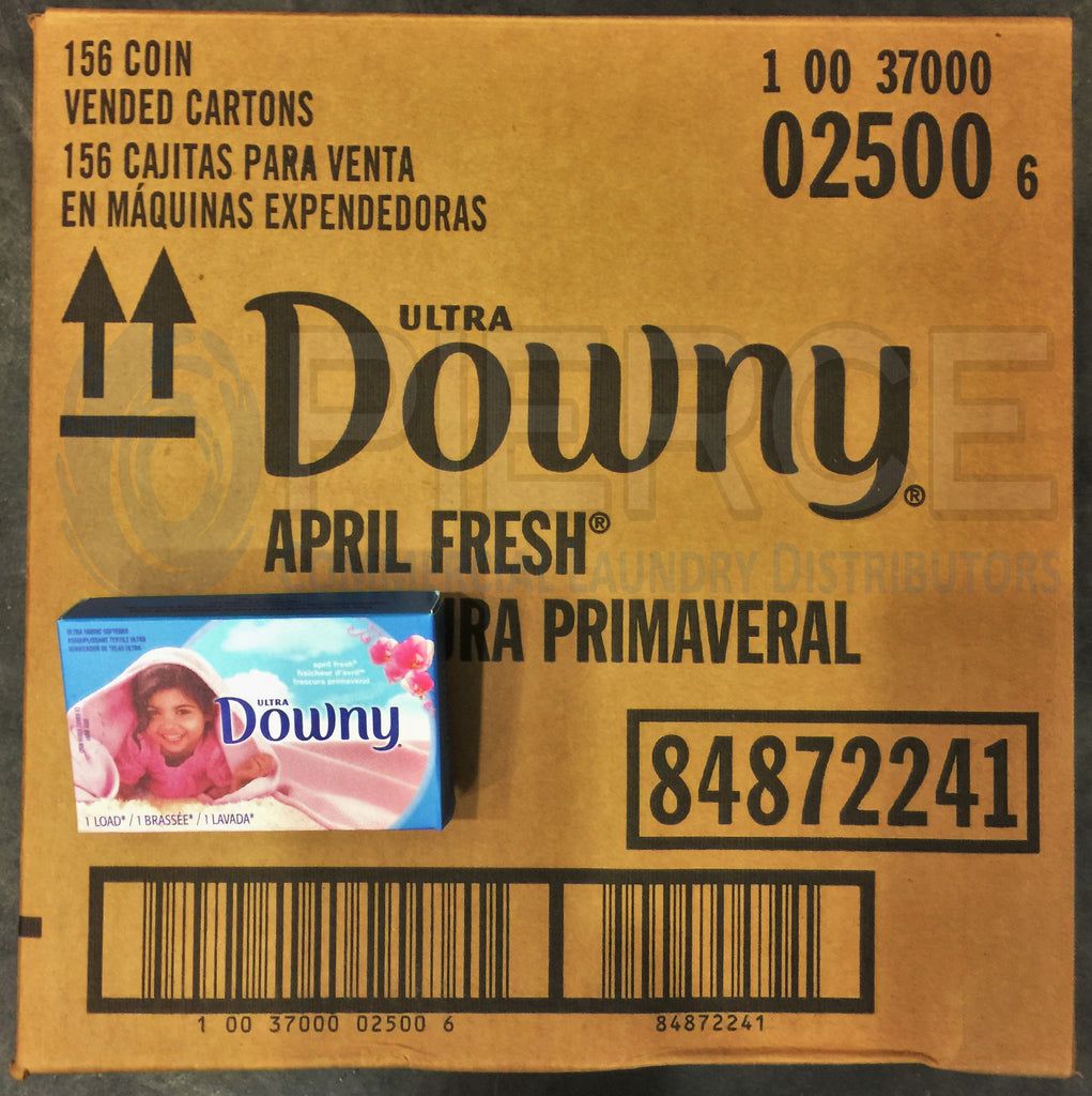 Downy® Liquid Fabric Softener Coin Vend