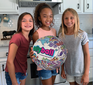 Ollyball GirlPOWer! - Pre-Order - New Shipment Arrives Feb. 24, 2020