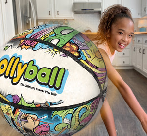 Ollyball® The Ultimate Indoor Play Ball