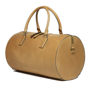 Duffle, Natural Veg Tan