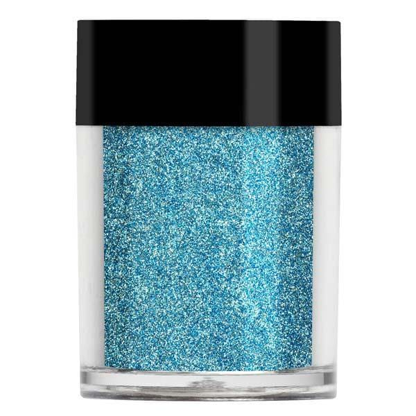Lecente Holographic Blue Glitter