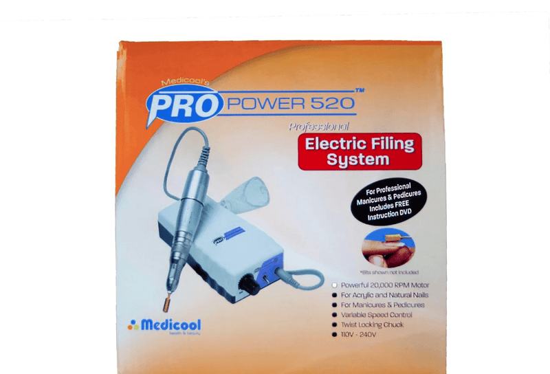 MEDICOOL Pro Power 520 - NAILS ETC