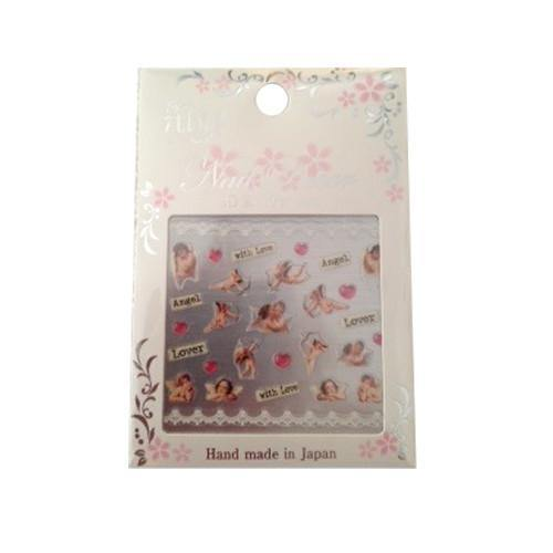 COLLANT 3D AFS-02 (ST-VALENTIN) - NAILS ETC