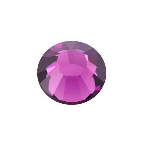 DECO CRYSTALE AMETHYSTE SS8 - NAILS ETC