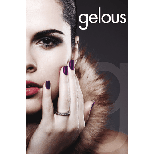 "POSTER GELOUS 20X30"" - NAILS ETC"
