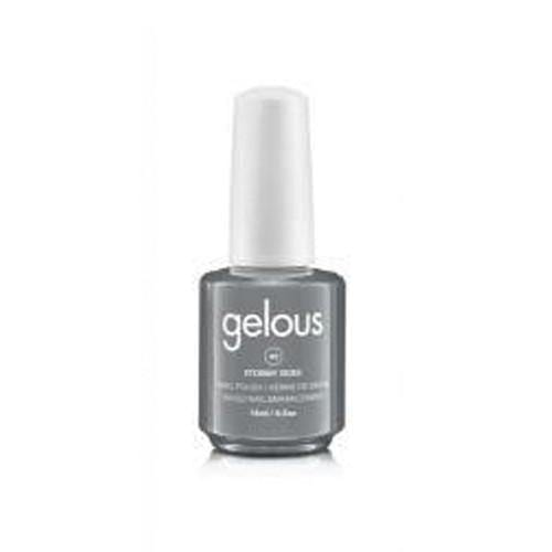 GELOUS VINYL POLISH # 49 STORMY SKIES - NAILS ETC
