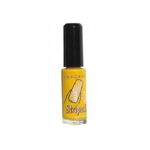 PRINCESS STRIPE EZ #ST-155 LOUD YELLOW - NAILS ETC