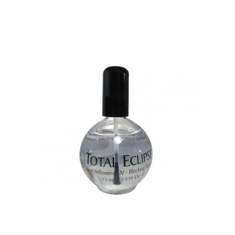 VERNIS TOTAL ECLIPSE AVEC PINCEAU 2.5 OZ - NAILS ETC