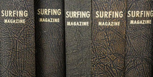 A SAD DAY / SURFING MAGAZINE by Doug Walker