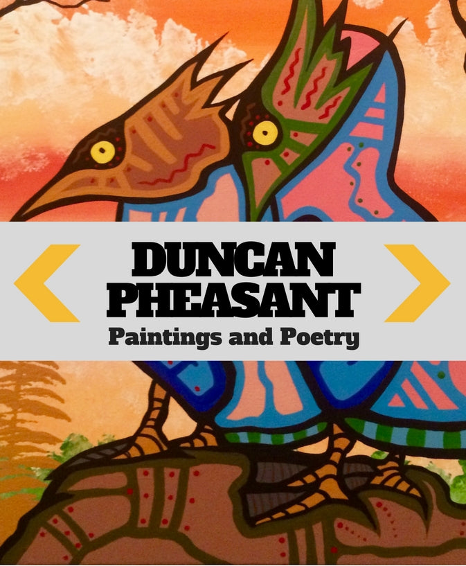Paintings and Poetry Exhibition Catalog