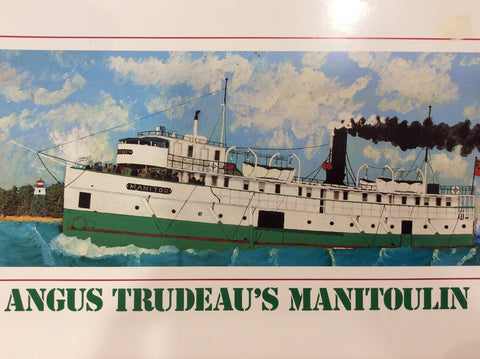 Angus Trudeau's Manitoulin