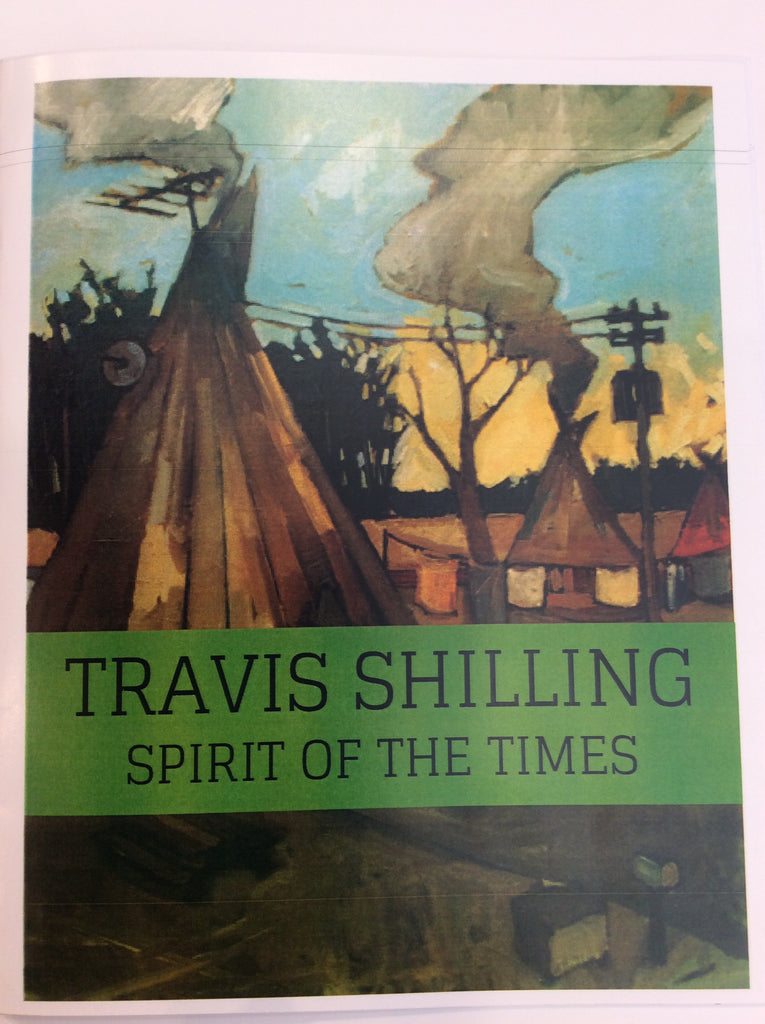 Spirit of the Times by Travis Shilling
