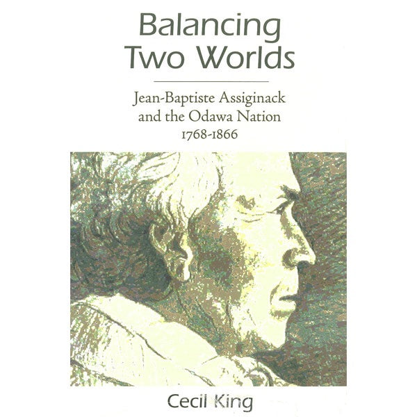 Balancing Two Worlds by Cecil King