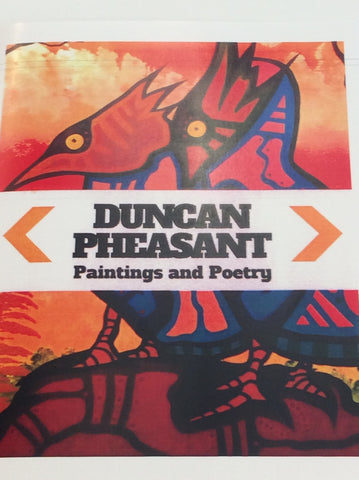 Paintings and Poetry by Duncan Pheasant