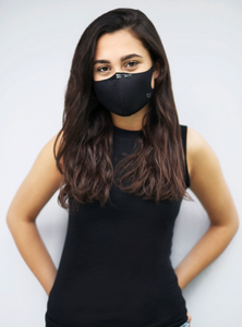 Mighty Mask - Antimicrobial, Moisture-wicking, and Anti-odor