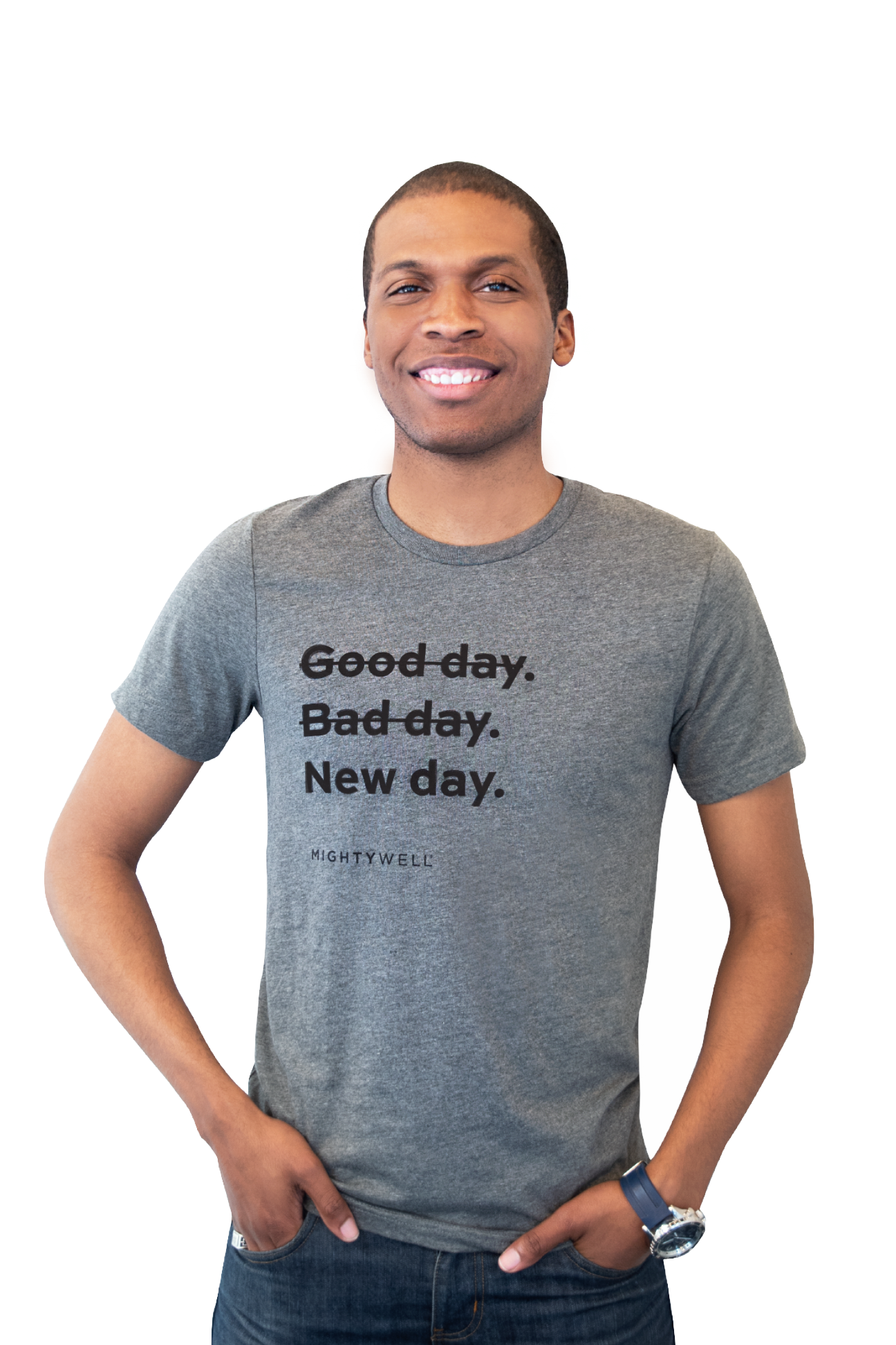 """New Day"" T-Shirt"