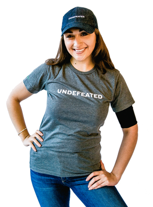 """Undefeated"" T-Shirt"