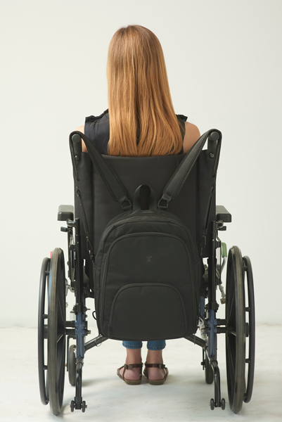 Medical Backpack Wheelchair Compatible The Mighty Pack