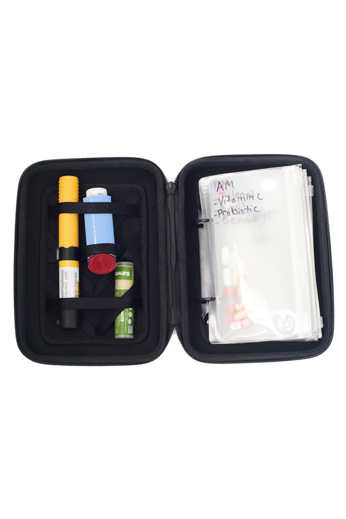 The Mighty MedPlanner a portable medication organizer