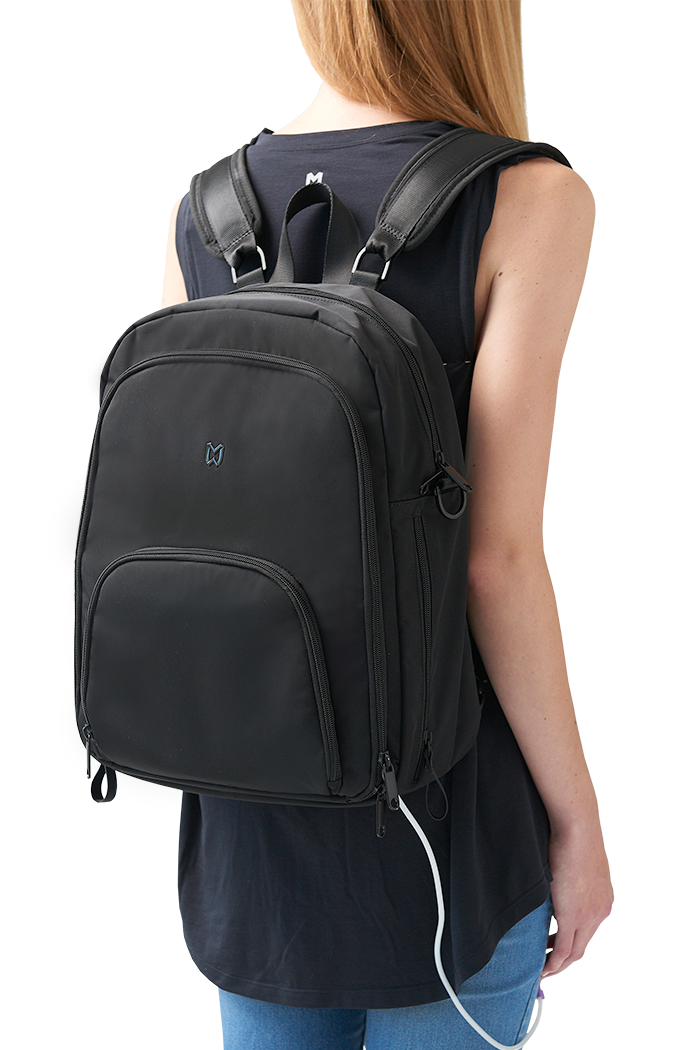 IV infusion medical backpack - the mighty pack