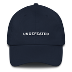 """Undefeated"" Baseball Hat"