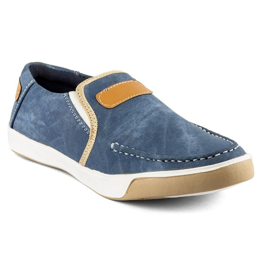 Kraasa 4062 Blue Loafers