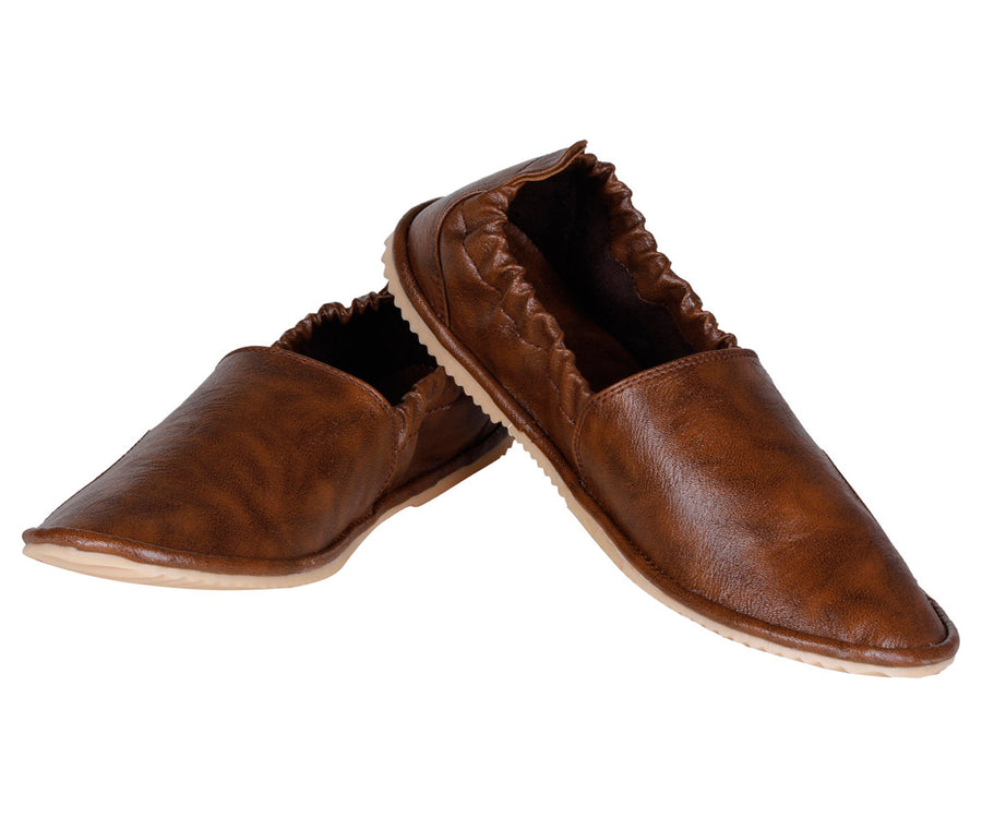 Kraasa 052 Brown Loafers