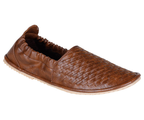 Kraasa 053 Brown Loafers