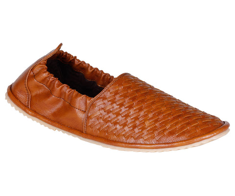 Kraasa 053 Tan Loafers