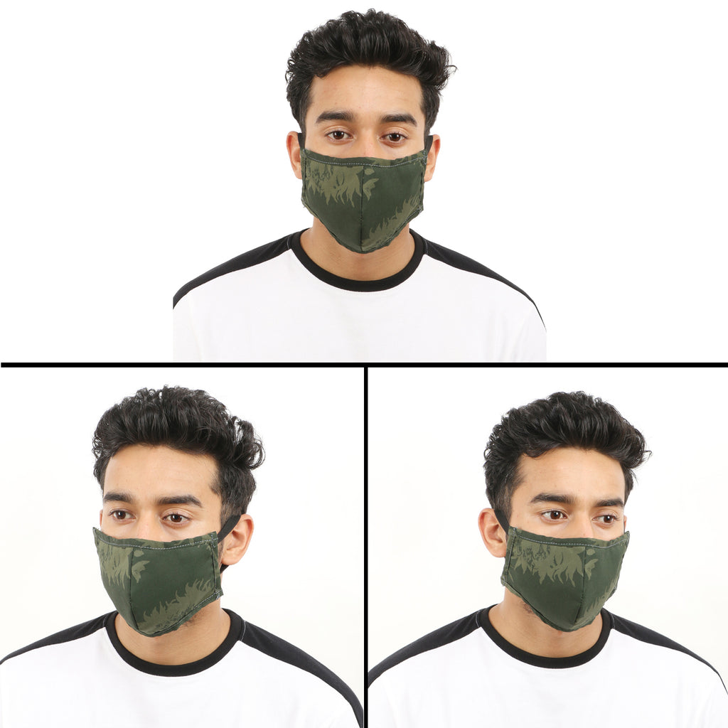 Kraasa Reusable Face Mask