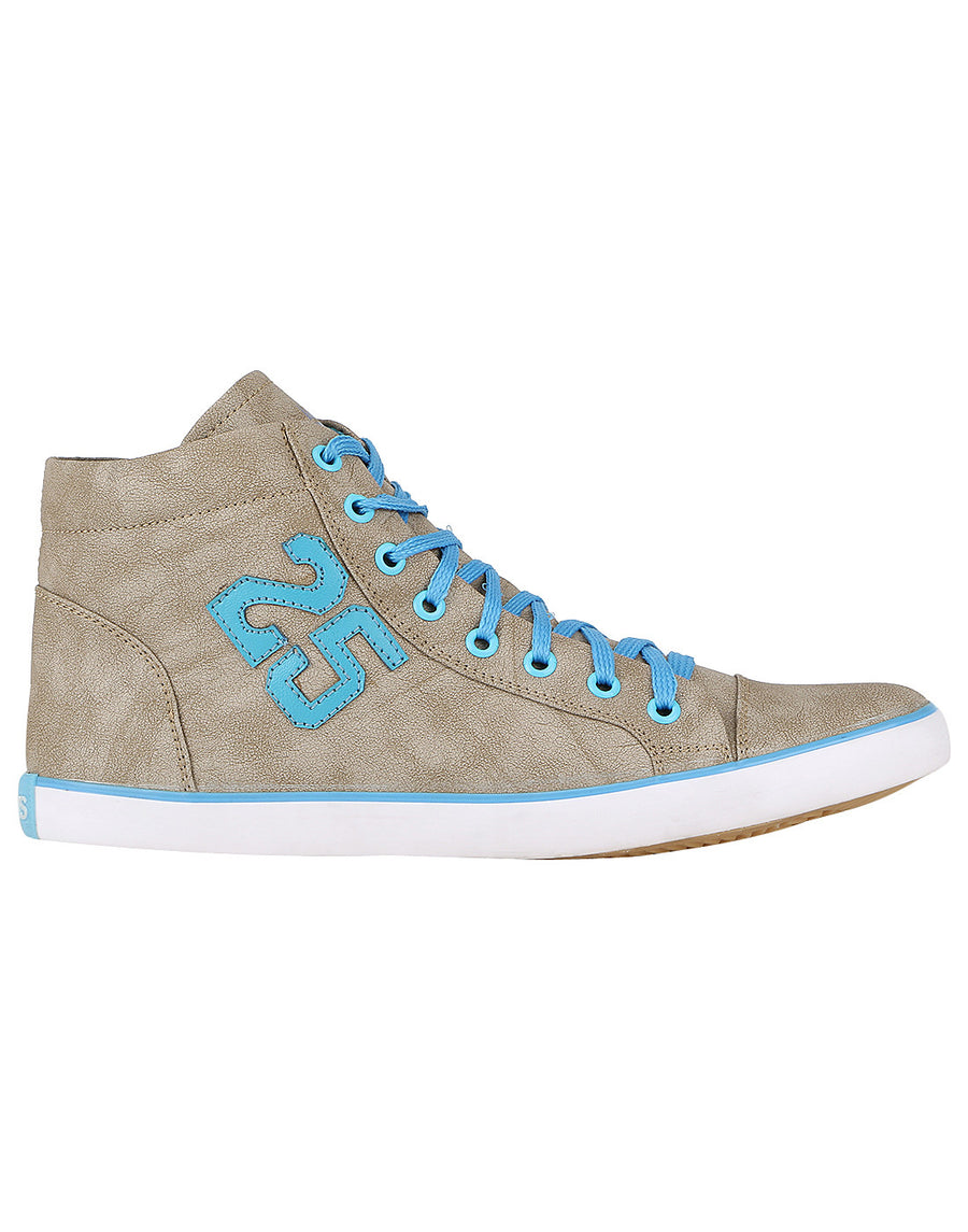 Kraasa 3004 SkyBlue Long Sneakers