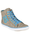 Kraasa 3004 SkyBlue Long Sneakers - TheKraasa