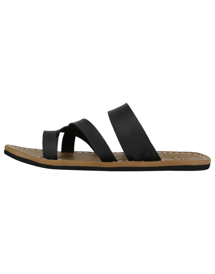 Kraasa 872 Black Slippers