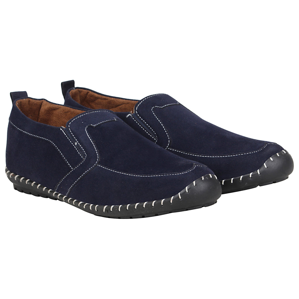 Kraasa 4190  Navy Casual Loafers