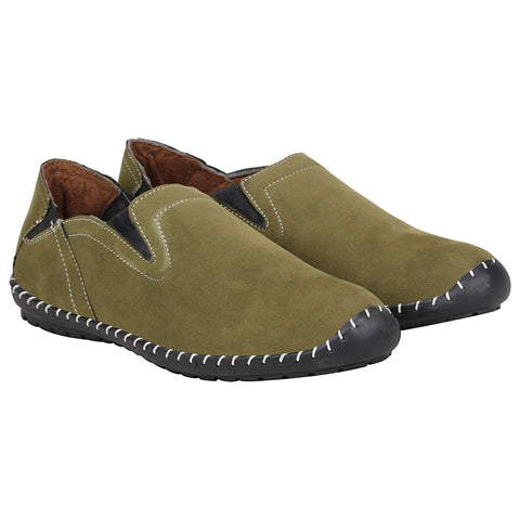 Kraasa 4192 Khaki  Casual Loafers