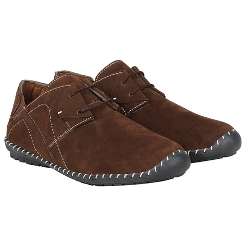 Kraasa 4191 Brown Casual Loafer
